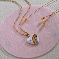 Collares de Oro 18k en Cobre -BRNEG154-30134