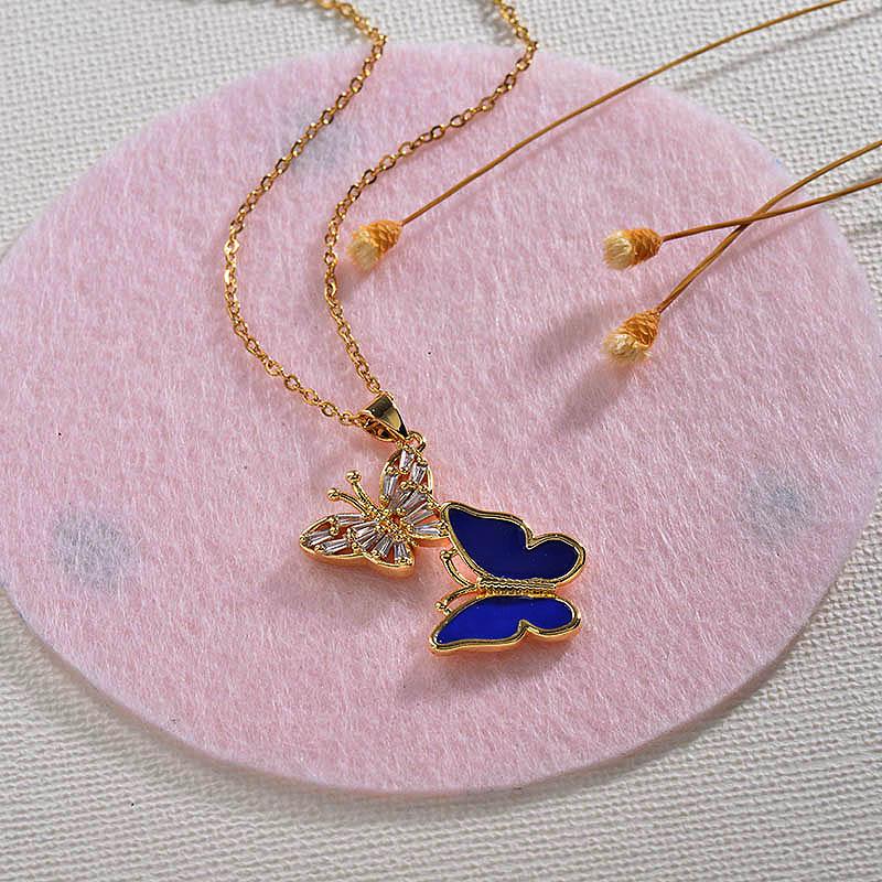 Collares de Oro 18k en Cobre -BRNEG154-30130