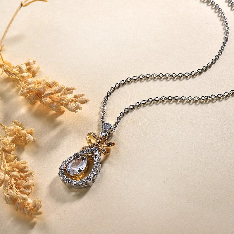 Collares de Oro 18k en Cobre -BRNEG179-30144