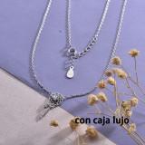 Wholesale 925 Sterling Silver Necklace Online Sale