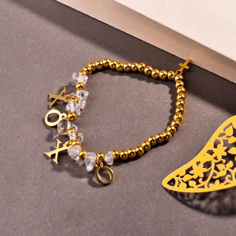 Stainless Steel Chram Bracelets