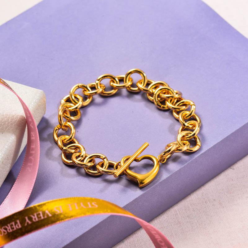 Heart Stainless Steel Bracelets