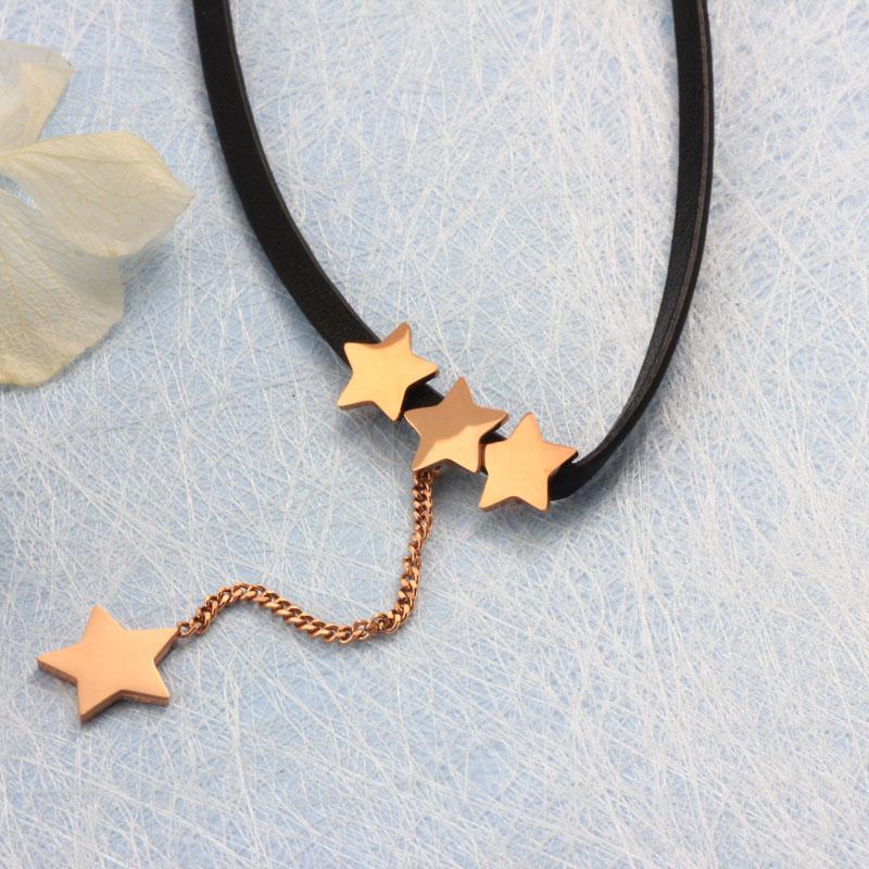 Collares de Acero Inoxidable -SSNEG157-32197