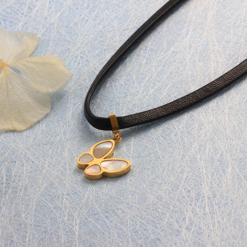 Collares de Acero Inoxidable -SSNEG157-32196