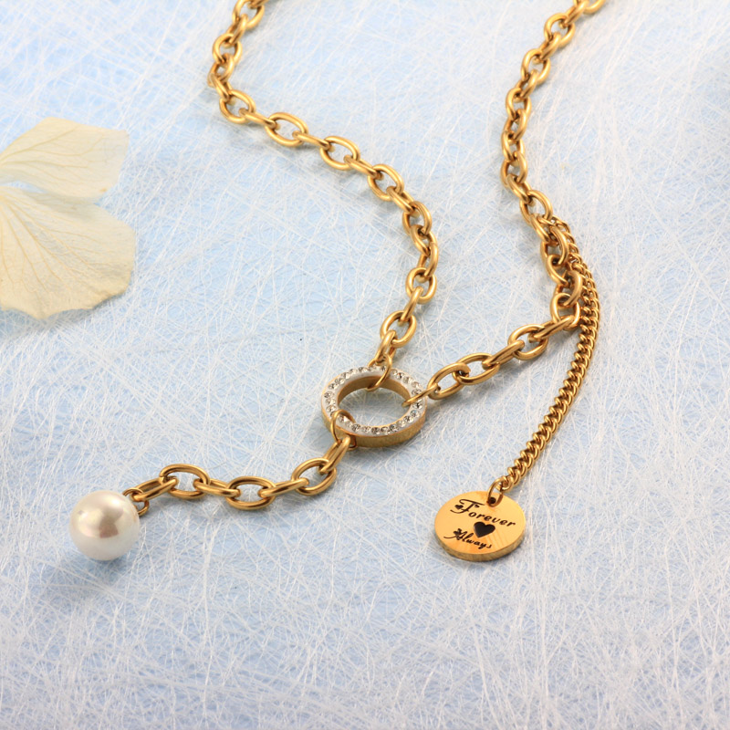 Collares de Acero Inoxidable -SSNEG157-32185