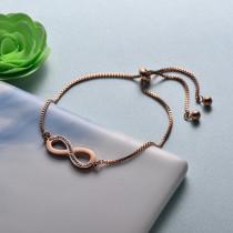pulseras de joyas de acero inoxidable para mujer al por mayor -SSBTG40-33208