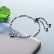 pulseras de joyas de acero inoxidable para mujer al por mayor -SSBTG40-33210