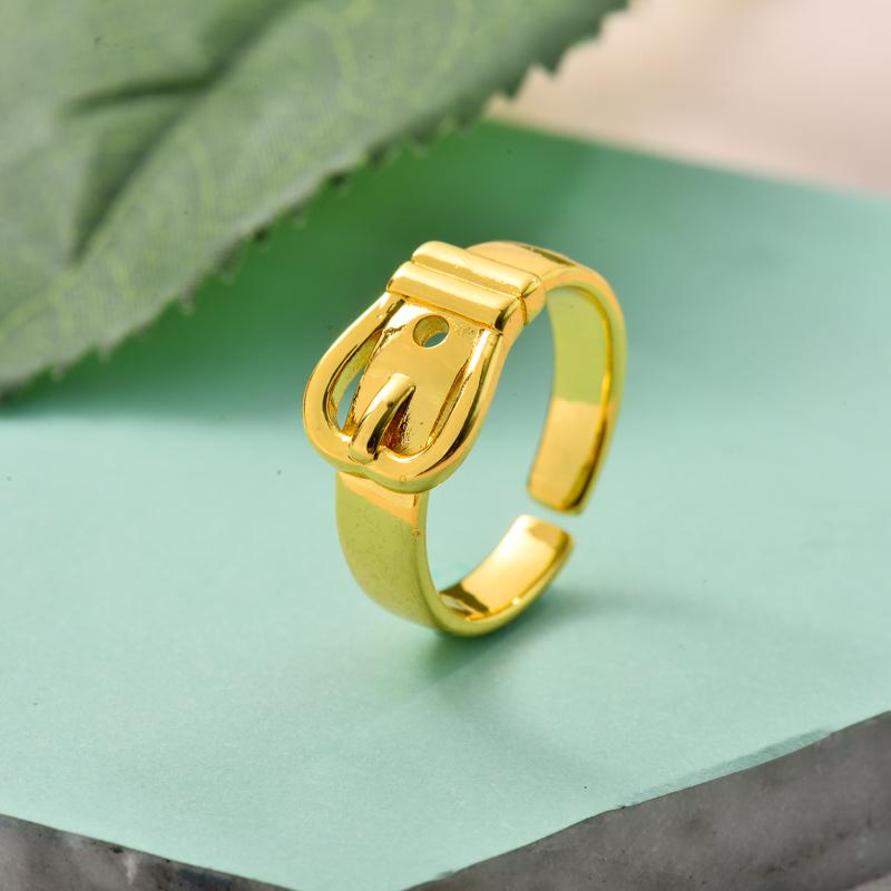 Anillos de Oro Laminado para Mujer -BRRGG155-33728