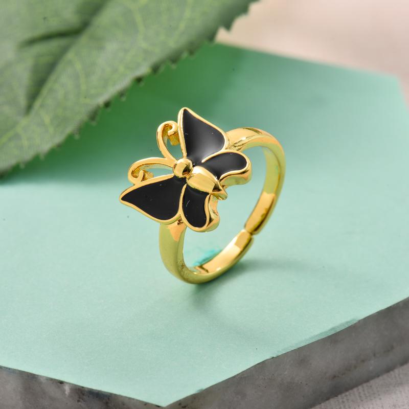 Anillos de Oro Laminado para Mujer -BRRGG155-33632