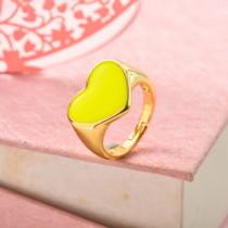 Anillos de Oro Laminado para Mujer -BRRGG155-33702