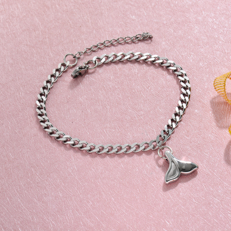 Stainless Steel Beach Marine Charm Bracelets -SSBTG143-32799