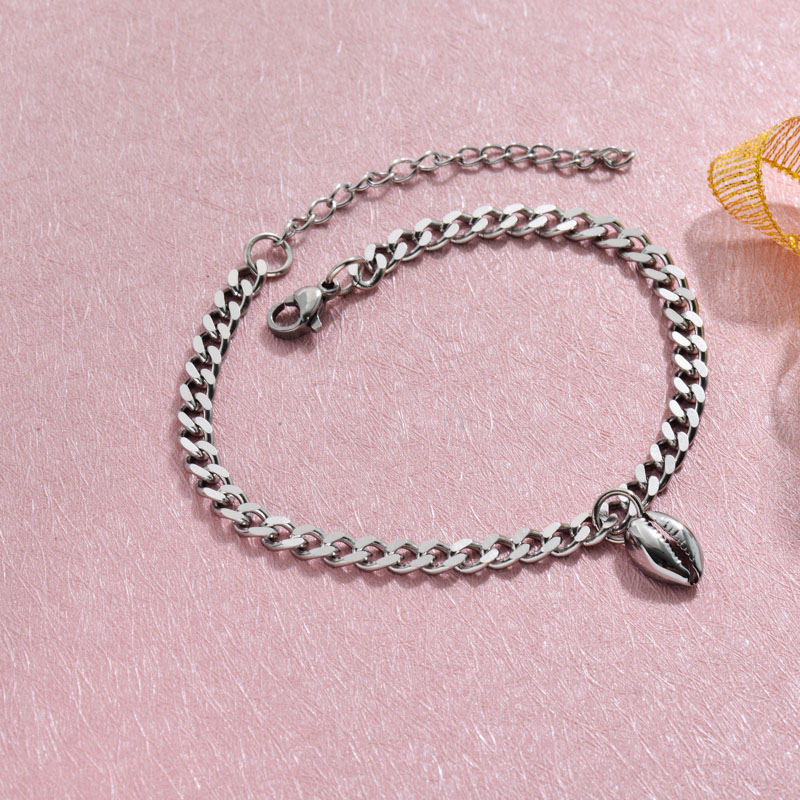 Stainless Steel Beach Marine Charm Bracelets -SSBTG143-32793