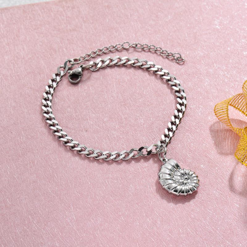 Stainless Steel Beach Marine Charm Bracelets -SSBTG143-32796