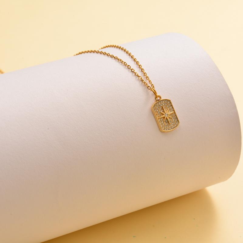 Ofertas de Joyeria Aretes,Pulseras,Collares Conjuntos Rebaja para Mujer al por Mayor -ACNEG208-33791