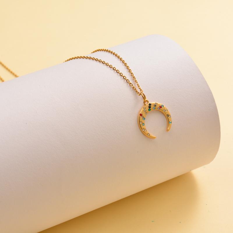 Ofertas de Joyeria Aretes,Pulseras,Collares Conjuntos Rebaja para Mujer al por Mayor -ACNEG208-33802