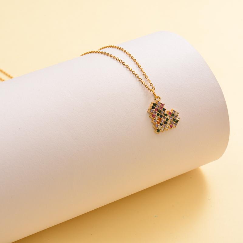 Ofertas de Joyeria Aretes,Pulseras,Collares Conjuntos Rebaja para Mujer al por Mayor -ACNEG208-33798