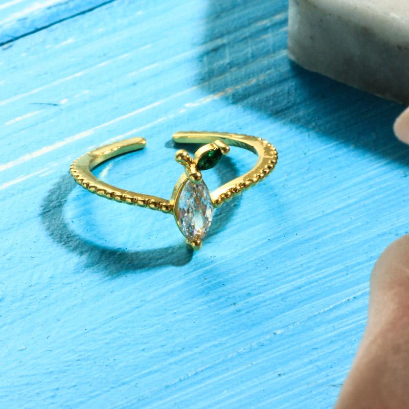 Anillos de Oro Laminado para Damas Mayoreo -BRRGG198-34049