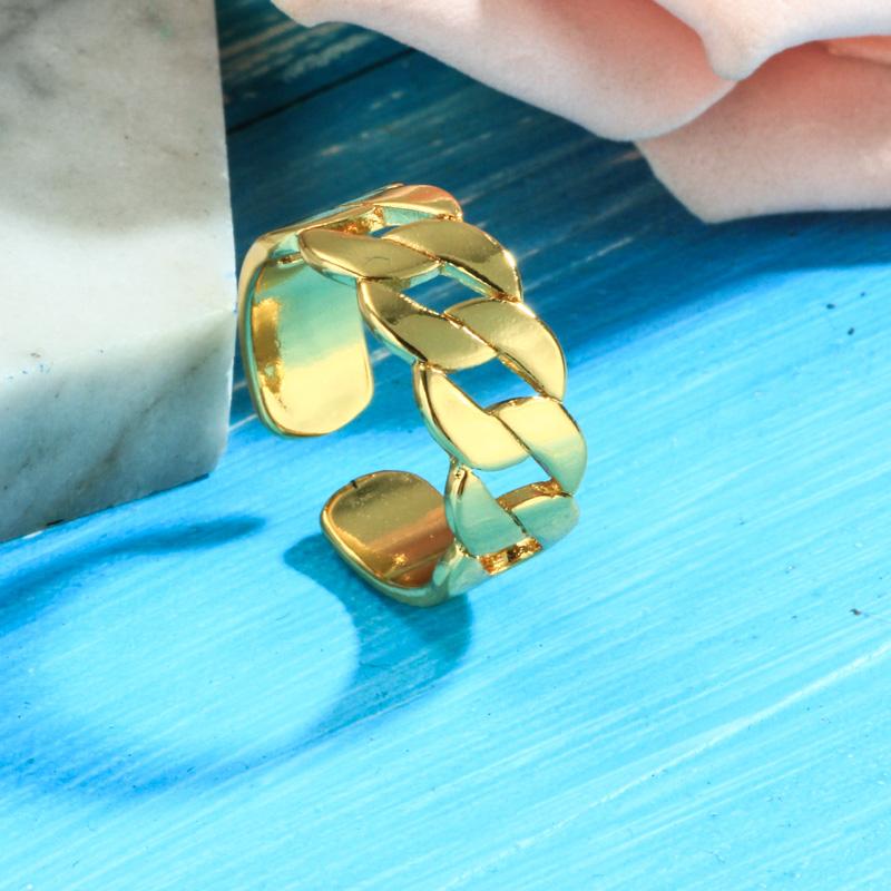 Anillos de Oro Laminado para Damas Mayoreo -BRRGG198-34055