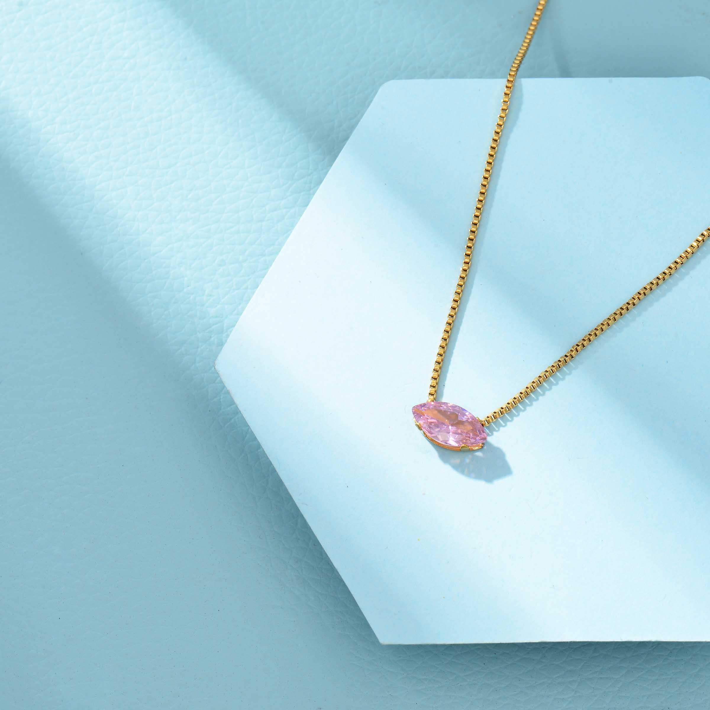 Collares de Acero Inoxidable para Mujer al por Mayor -SSNEG143-33861