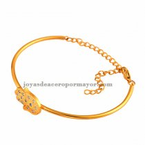 pulsera de manitos con brillo venta online por mayor