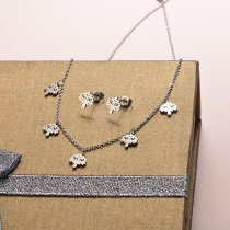 Stainless Steel Jewelry Sets -SSCSG126-20283Q
