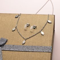Stainless Steel Jewelry Sets -SSCSG126-20284Q