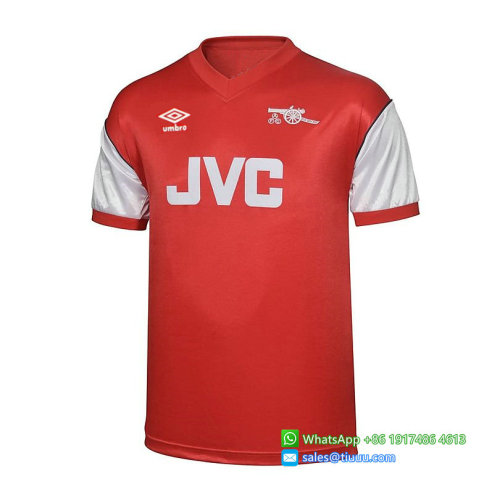 Arsenal 1982/84 Home Retro Jersey