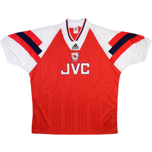 Arsenal 1992/94 Home Retro Soccer Jersey