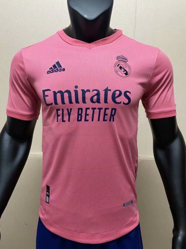 Player Version Real Madrid 20/21 Away Soccer Jersey