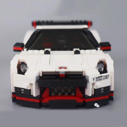 Creaative Idea:Nismo Nissan GTR R35 2017