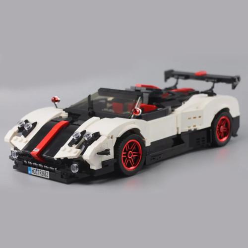Creaative Idea:Pagani Zonda Cinque Roadster