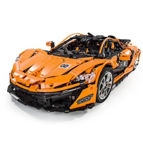 McLaren P1 hypercar 1:8