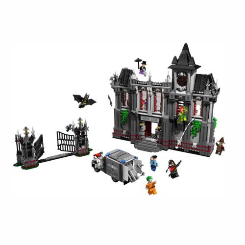 Arkham Asylum Breakout