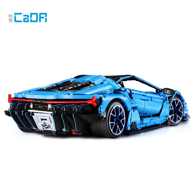 Lamborghini Centenario 1:8 hypercar