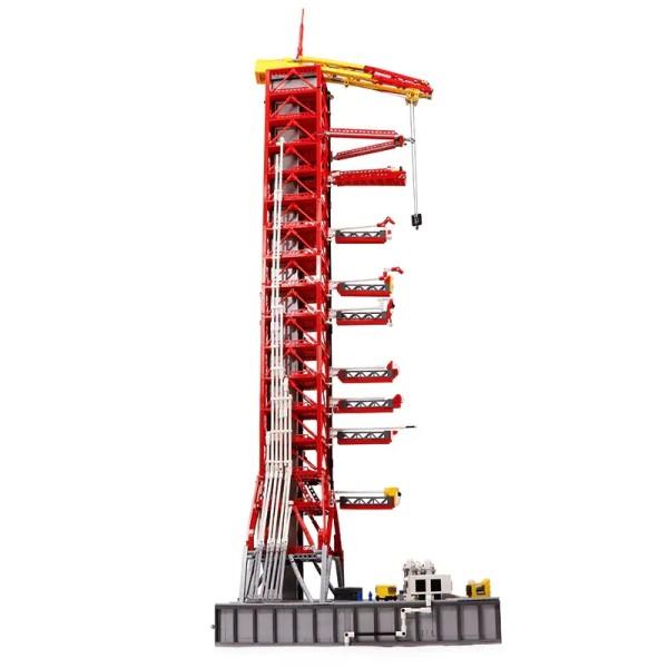 Apollo Saturn V Launch Umbilical Tower