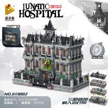 Lunatic Hospital