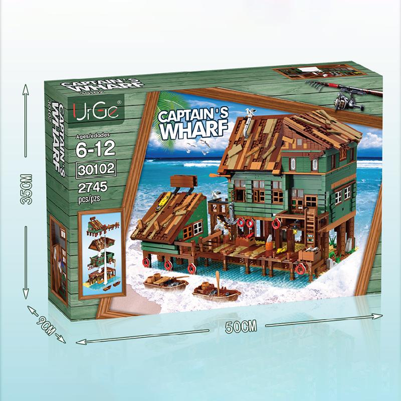 Captain's Wharf