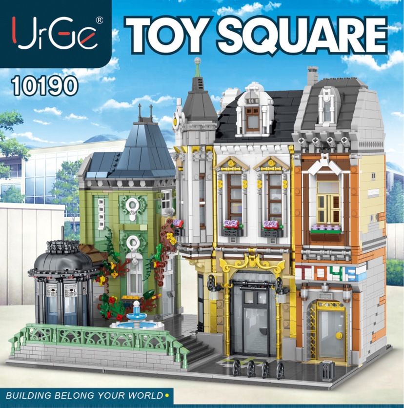 Toys Store Afol Square