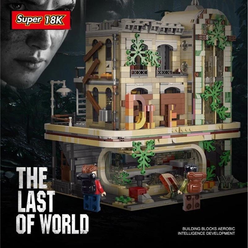 Downtown Diner - Apocalypse Version