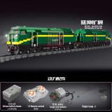 NJ2 Diesel Locomotives