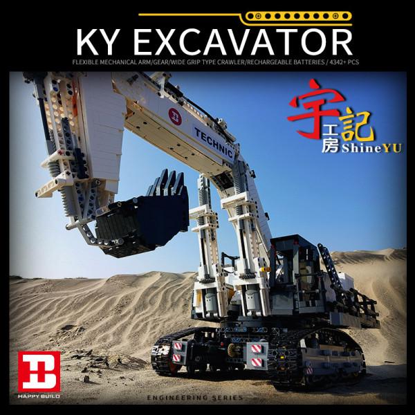 KY Excavator