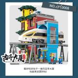 Brick Train Station:Track Edifice Guting Station