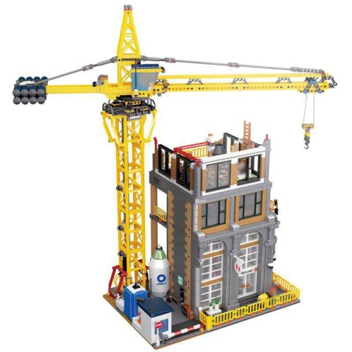 Modular Construction Site