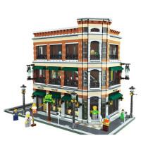 Bookstore and Starbucks