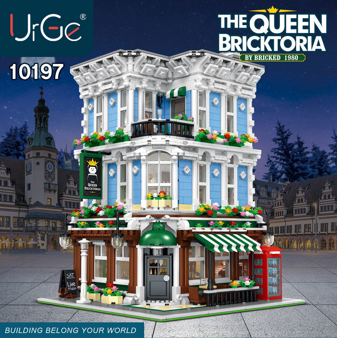 The Queen Bricktoria