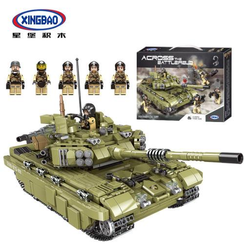 Scorpio Tiger Tank