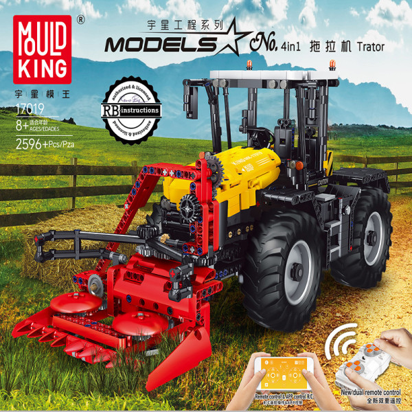 Tractor Fastrac 4000er series with RC