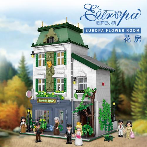 Europa Flower Room