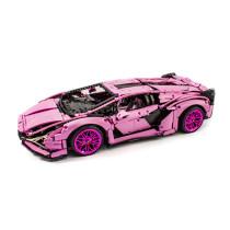 Lamborghini Sián FKP 37 Pink