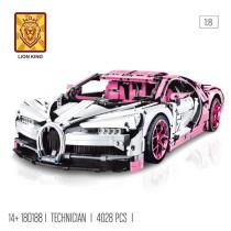 Bugatti Chiron Pink